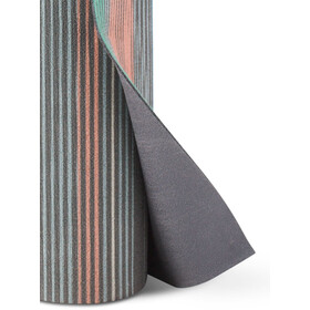 Prana Transformation Yoga Mat granite sunrise
